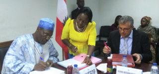 Le Centre de formation aux métiers de Nanga Eboko bientôt sur les rails